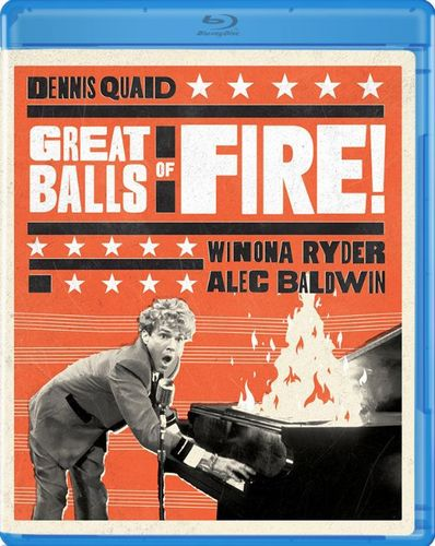 Great Balls of Fire! [Blu-ray] [1989] 33786521