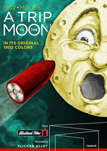 A Trip to the Moon [Blu-ray/DVD] [1902] 33793225