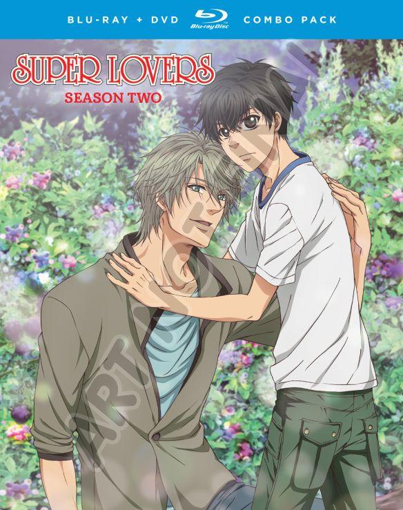 Super Lovers: Season Two [Blu-ray] 33795904