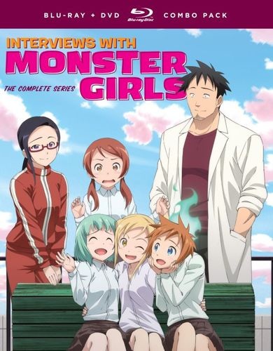 Interview with Monster Girls: The Complete Series [Blu-ray] 33795968