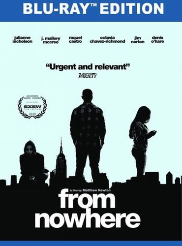From Nowhere [Blu-ray] [2016] 33807719
