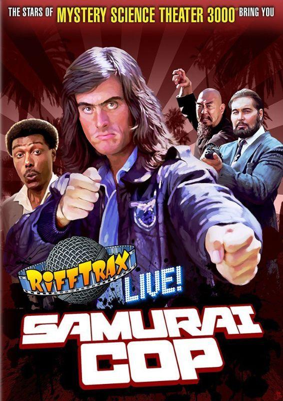 RiffTrax Live!: Samurai Cop [DVD] 33808282