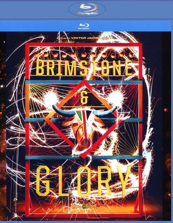 Brimstone & Glory [Blu-ray] [2017] 33809245