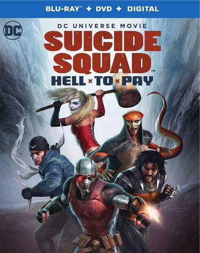 🛒-Best Buy- Suicide Squad Hell To Pay