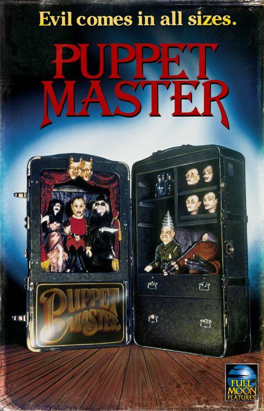 Puppet Master [Blu-ray] [1989] 33810503