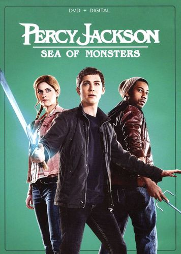 Percy Jackson: Sea of Monsters [DVD] [2013] 33813466