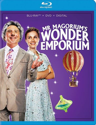 Mr. Magorium's Wonder Emporium [Blu-ray] [2007] 33813582