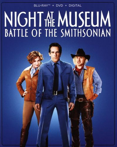 Night at the Museum: Battle of the Smithsonian [Blu-ray] [2009] 33813591