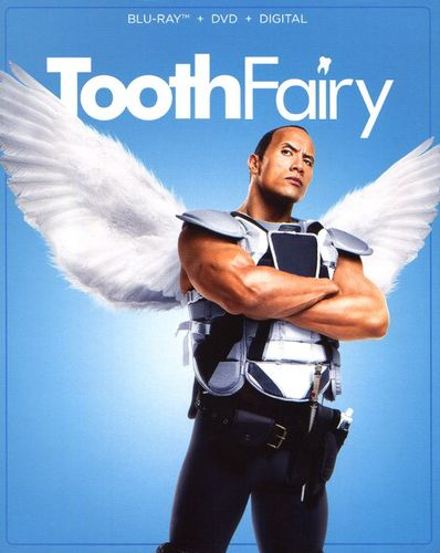 Tooth Fairy [Blu-ray] [2010] 33813628