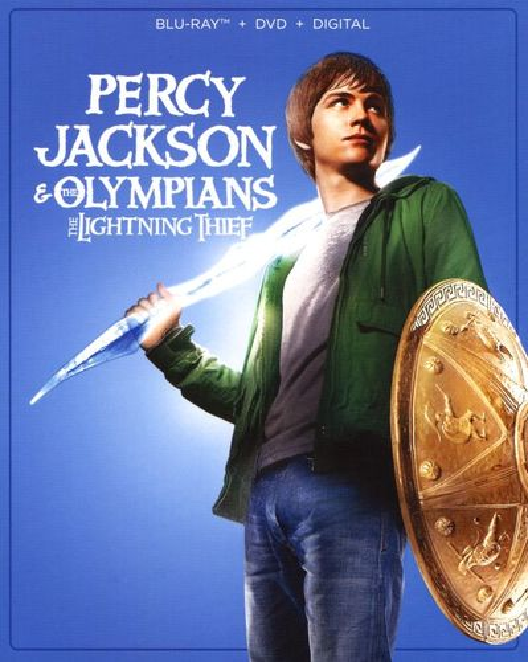 Percy Jackson & the Olympians: The Lightning Thief [Blu-ray] [2010] 33813637