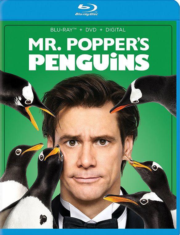 Mr. Popper's Penguins [Blu-ray] [2011] 33813655
