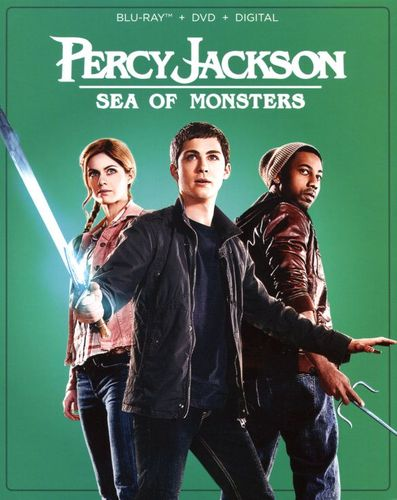 Percy Jackson: Sea of Monsters [Blu-ray] [2013] 33813673