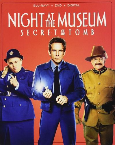 Night at the Museum: Secret of the Tomb [Blu-ray] [2014] 33813682