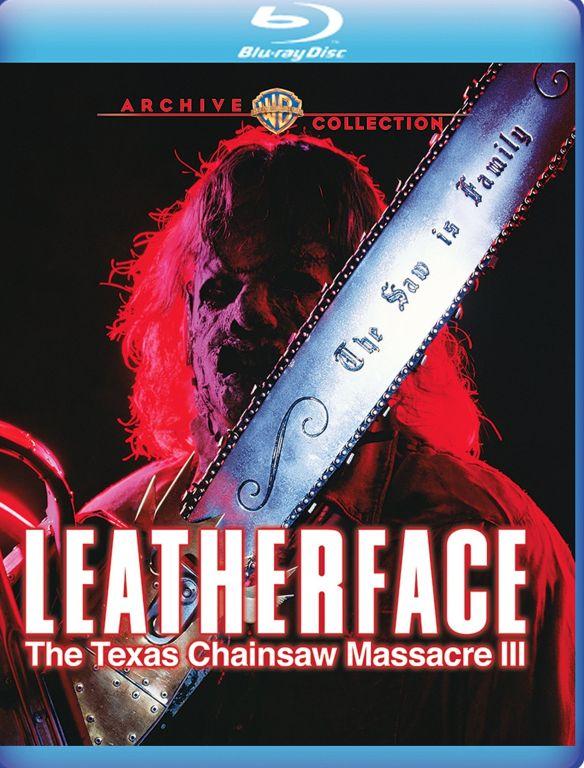 Leatherface: The Texas Chainsaw Massacre III [Blu-ray] [1990] 33814818