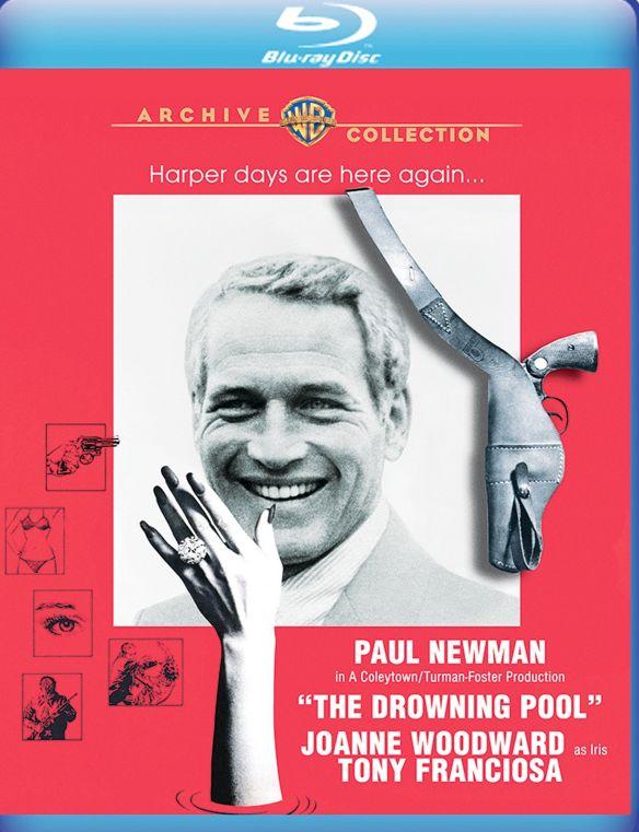 The Drowning Pool [Blu-ray] [1975] 33814836