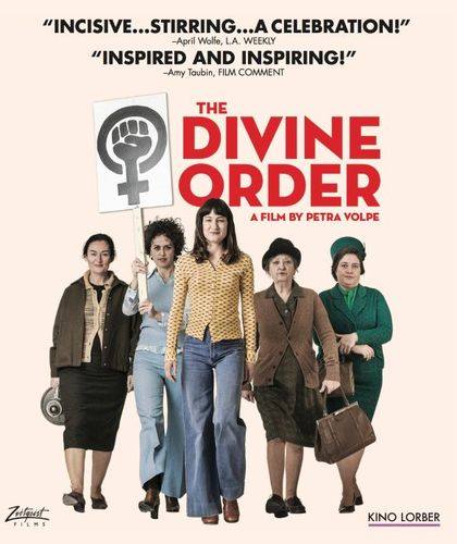 The Divine Order [Blu-ray] [2017] 33817147