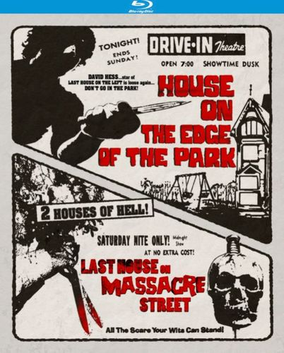 House of the Edge of the Park/Last House on Massacre Street [Blu-ray] 33817156