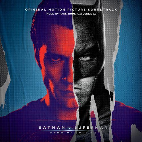 Batman v Superman: Dawn of Justice [Deluxe Edition] [CD] 33829755