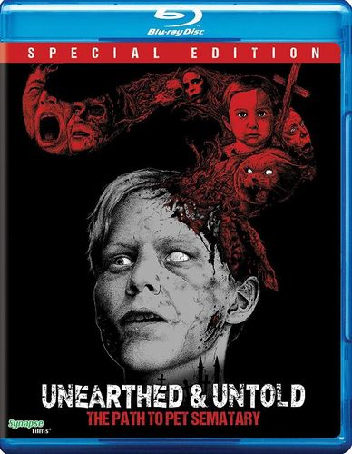 Unearthed & Untold: The Path to Pet Sematary [Blu-ray] [2014] 33843244
