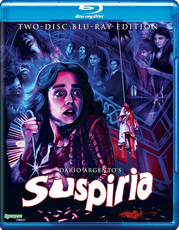 Suspiria [Special Edition] [Blu-ray] [2 Discs] [1977] 33845505
