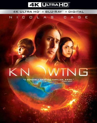Knowing [4K Ultra HD Blu-ray/Blu-ray] [2009] 33855153