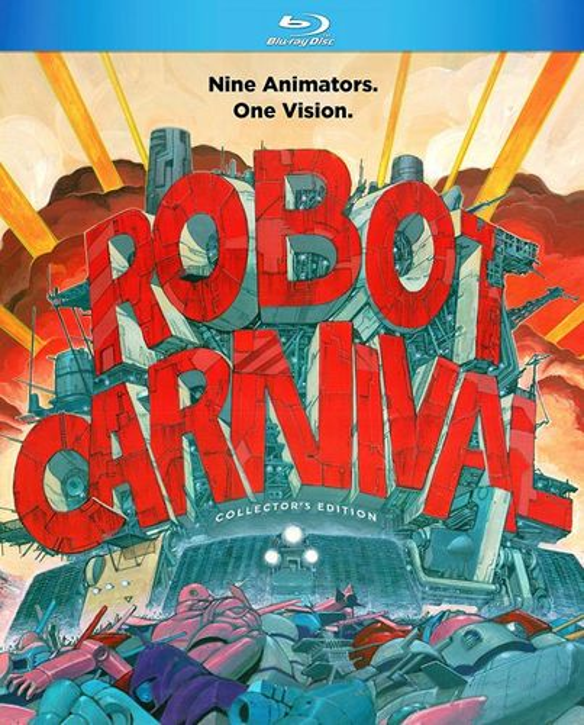 Robot Carnival [Blu-ray] [1987] 33859483