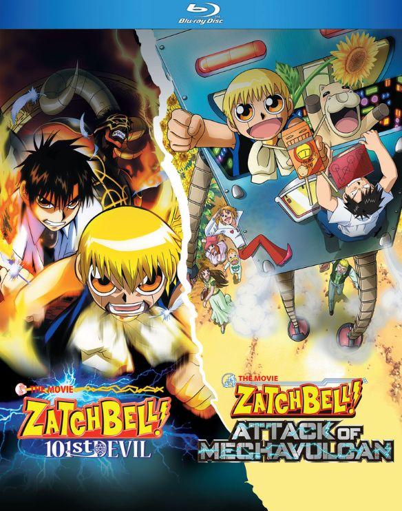 Zatch Bell! 101st Devil/Zatch Bell! Attack of Mechavulcan [Blu-ray] 33859509