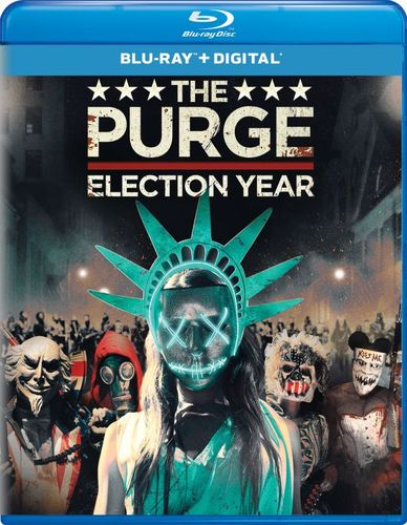 The Purge: Election Year [Blu-ray] [2016] 33866984
