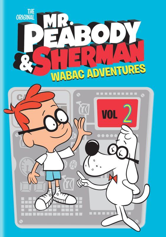 Mr. Peabody & Sherman: WABAC Adventures - Volume 2 [DVD] 33867151