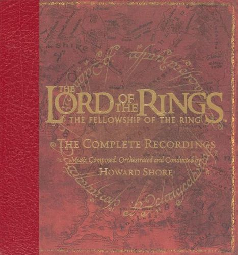 The Lord of the Rings: The Fellowship of the Ring - The Complete Recordings [CD] 33879219