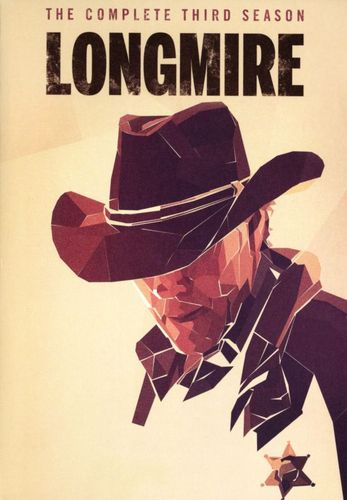 Longmire: The Complete Third Season [2 Discs] [DVD] 3388025