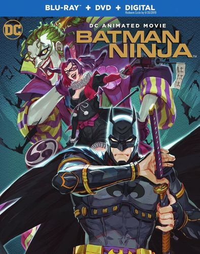 🛒-Best Buy- Batman Ninja