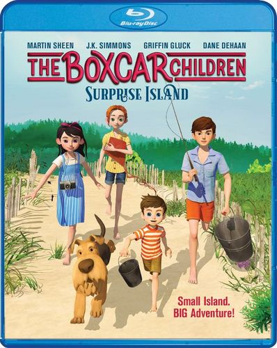 The Boxcar Children: Surprise Island [Blu-ray] 33880844