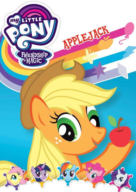 My Little Pony: Friendship Is Magic - Applejack [DVD] 33880853