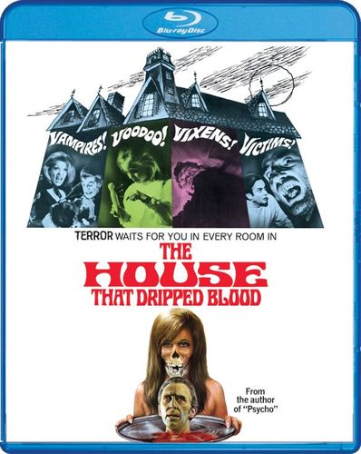 The House That Dripped Blood [Blu-ray] [1971] 33880862