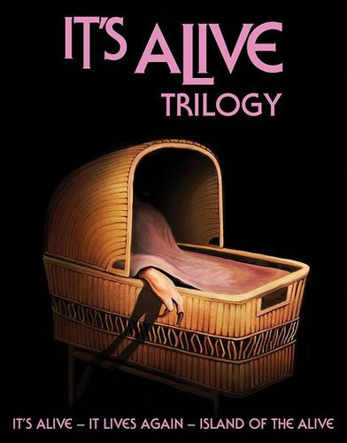 The It's Alive Trilogy [Blu-ray] 33880908