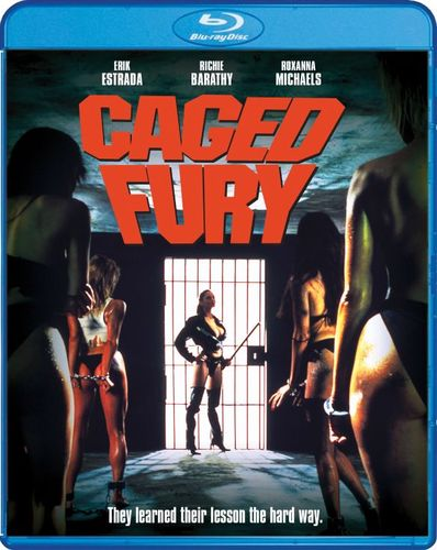Caged Fury [Blu-ray] [1990] 33880962