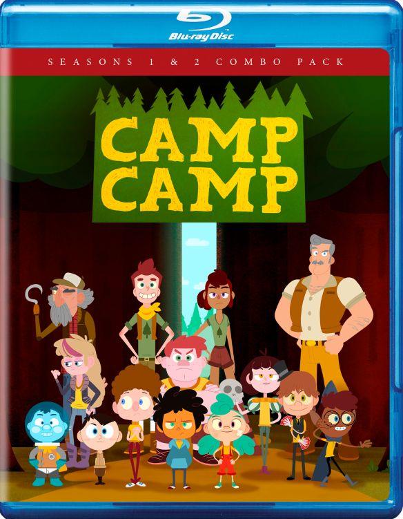 Camp Camp: Seasons 1 and 2 [Blu-ray] 33881184