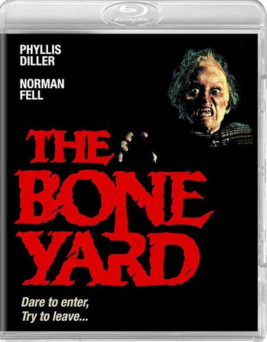 The Bone Yard [Blu-ray] [1990] 33884586