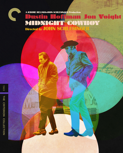 Midnight Cowboy [Criterion Collection] [Blu-ray] [1969] 33885002