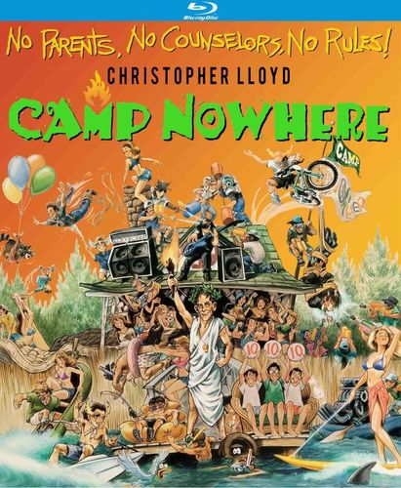Camp Nowhere [Blu-ray] [1994] 33886975