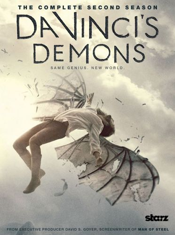 Da Vinci's Demons: The Complete Second Season [3 Discs] [DVD] 3389024