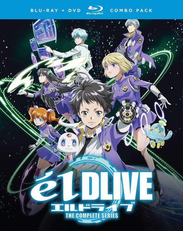 Eldlive: The Complete Series [Blu-ray] 33895259