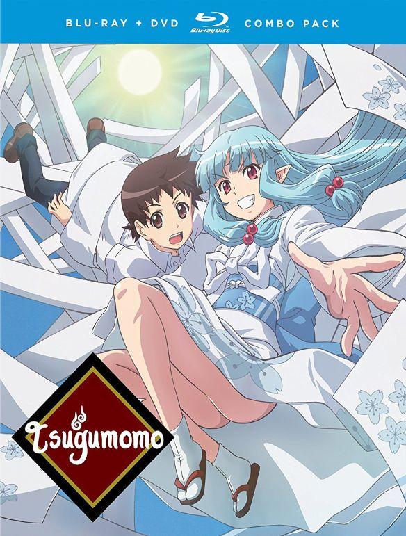 Tsugumomo: The Complete Series [Blu-ray] 33895277