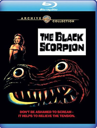The Black Scorpion [Blu-ray] [1957] 33899378