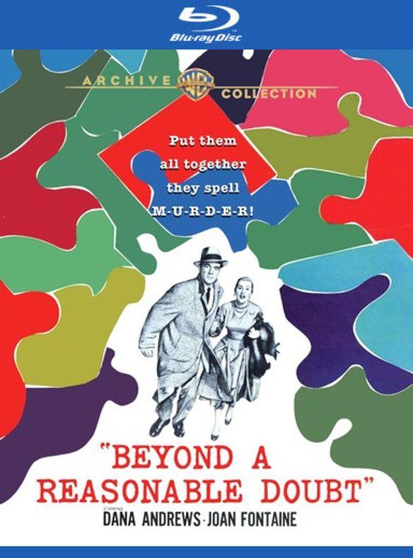 Beyond a Reasonable Doubt [Blu-ray] [1956] 33899429