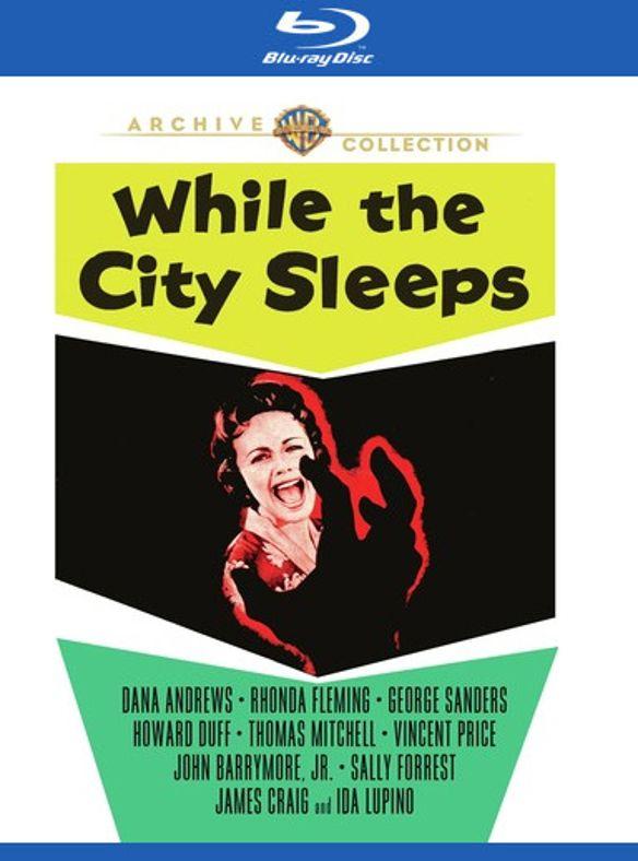While the City Sleeps [Blu-ray] [1956] 33899438