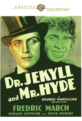 Dr. Jekyll and Mr. Hyde [DVD] [1931] 33899447