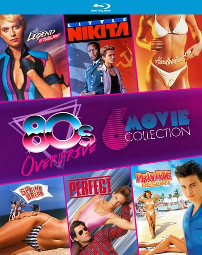 80's Overdrive: 6 Movie Collection [Blu-ray] 33907305