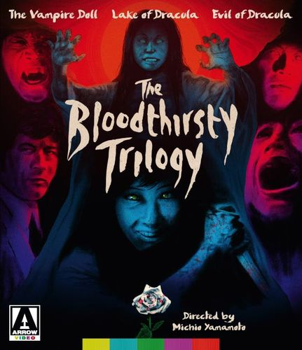 The Bloodthirsty Trilogy [Blu-ray] 33911398